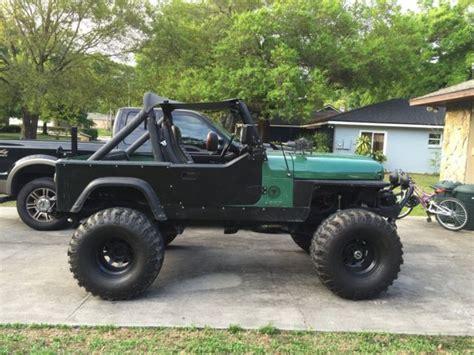 cj jeep lifted 1983 jeep cj7 amc 304 lifted offer for sale jeep cj