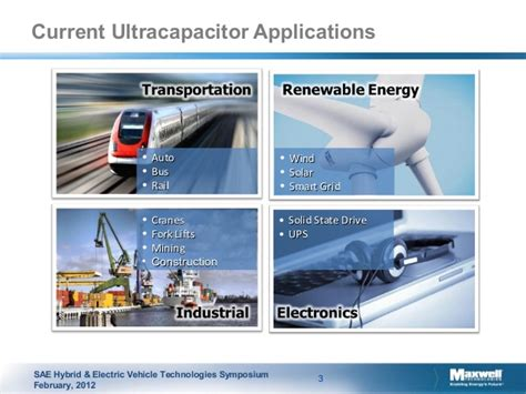maxwell ultracapacitor application note ultracapacitors for hybrid and electric vehicles sae hev ev sympos