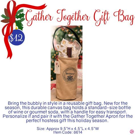 Gifts For Or With 2 by Thirty One Gather Together Gift Bag Gift Guide