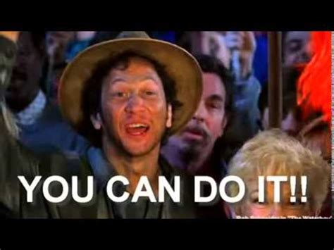 Waterboy Meme - quot you can do it quot qoute waterboy google search birthday