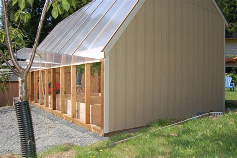 Shed Style Architecture by Greenhouse Under The Polycarbonate The 10 Year Challenge