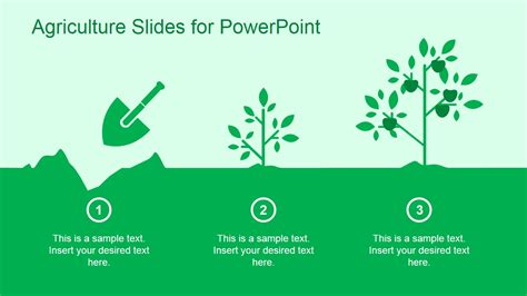 agriculture templates for powerpoint free download green agriculture template for powerpoint slidemodel