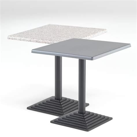 square caf 233 tables aj products