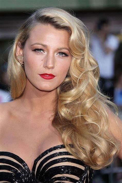 longest hair in hollywood 20 s glam hair blakelively hair envy pinterest