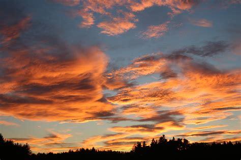 wallpaper awan senja immagini belle paesaggio nube alba tramonto mattina