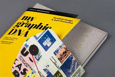 graphic dna portfolio design self promotion on behance