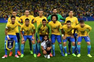brazil football team qualified for the 2018 world cup