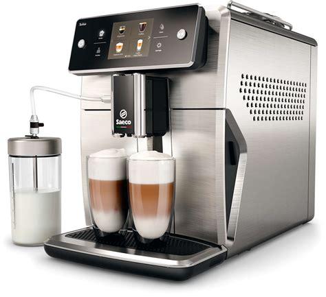 test koffiemachine xelsis kaffeevollautomat sm7685 00 saeco