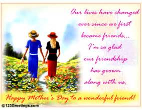 our friendship has grown free friends ecards greeting cards 123 greetings