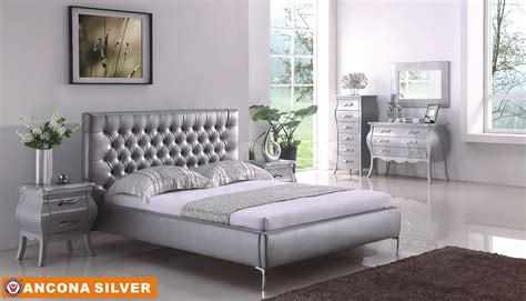 silver bedroom set silver bedroom sets home decor interior exterior