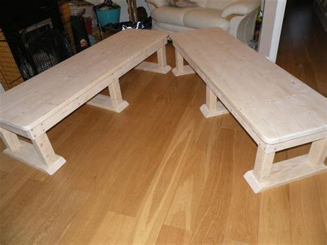 how to make a table bench 101 simple free diy coffee table plans