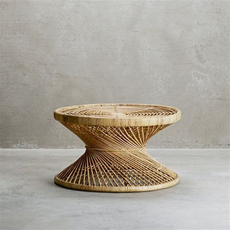 anguilla rattan coffee table 25 best rattan coffee table ideas on