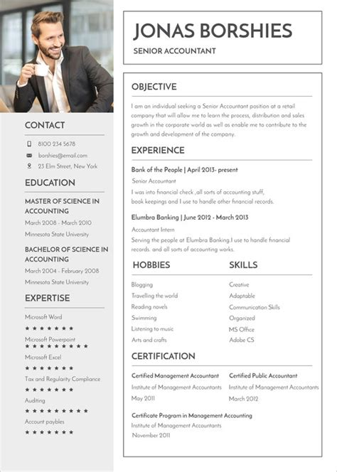Banking Resume Sles 45 Free Word Pdf Documents Download Free Premium Templates Banking Resume Template