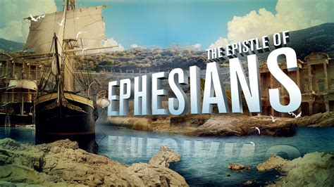 The Book Of Paul ephesians background information fbc seguin students