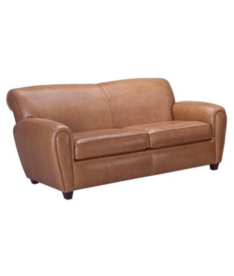 full size leather sleeper sofa leather full size roll back sleeper sofa clubfurniture com