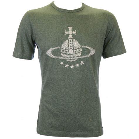 vivienne westwood t shirt vivienne westwood printed logo green t shirt vivienne