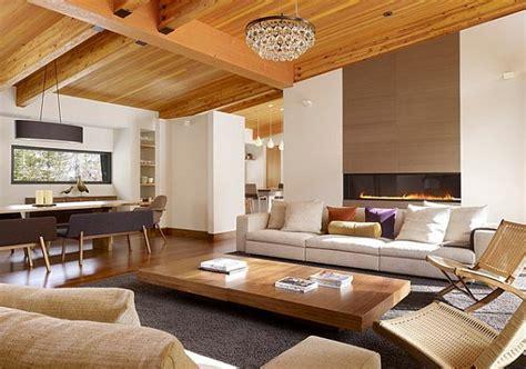 wohnzimmer holz luxus wohnzimmer einrichten 70 moderne einrichtungsideen
