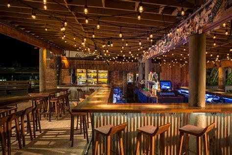 Hotel Tiki Bar Tiki Bar At The Postcard Inn Bigtime Design Studios