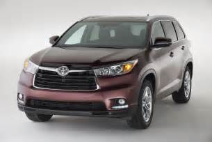 Toyota Highlandar All New 2014 Toyota Highlander