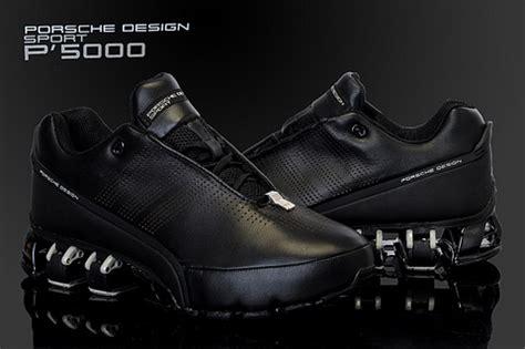adidas porsche design sportschuh gr   schwarz leder federung p bo  berlin kleidung