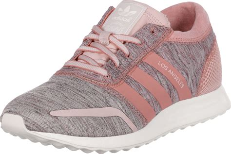adidas los angeles  shoes pink