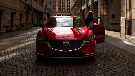 2018 mazda 6 changes can you spot the 4 changes to the 2018 mazda6