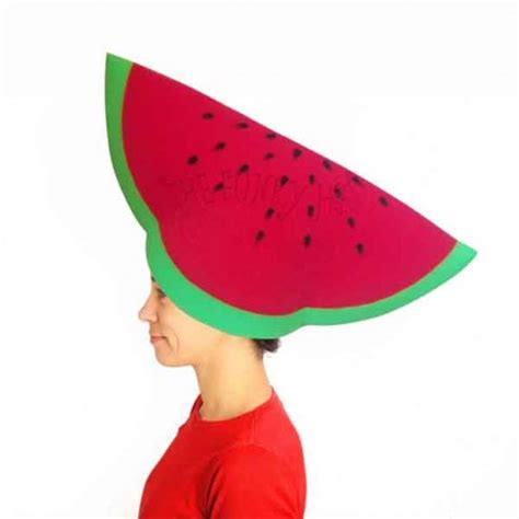 Take A With Aloud And Their Stylish Hats by Watermelon Hat