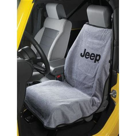 Jeep Seat Towels Jeep Logo And Smiley Seat Towel Justforjeeps