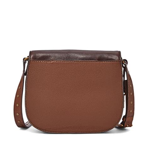 Fossil Emi Saddle Bag emi saddle bag fossil