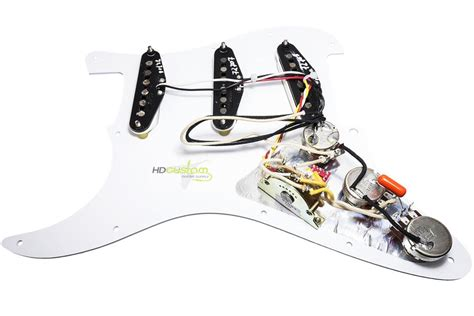 Resong Rp2 Mini Bass Drive By Wire Wired Headset Fj064 Harga loaded strat pickguard fender deluxe drive 7 way