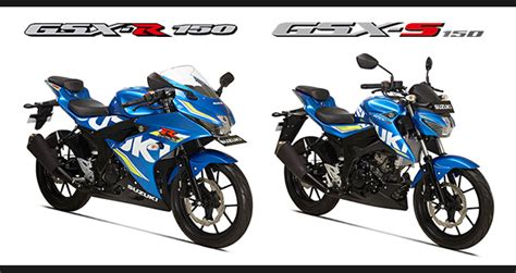 honda r150 price suzuki gsx r150 and gsx s150 officially unveiled