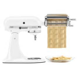 kitchenaid pasta attachments pasta maker hq