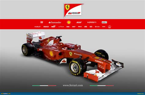 Ferrari F1 by Ausmotive 187 Ferrari Unveils 2012 F1 Car
