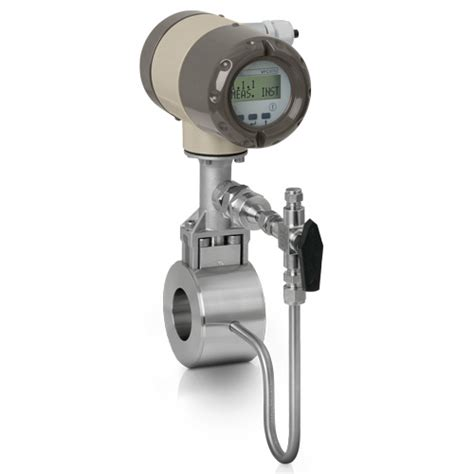 Vortex Shedding Flowmeter by Honeywell Vortex Shedding Flowmeter For Steam Flow Measurement