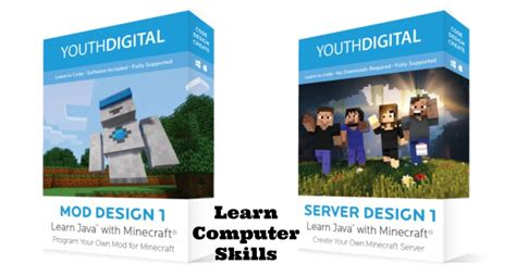 minecraft can be and teach important computer skills day by day in our world