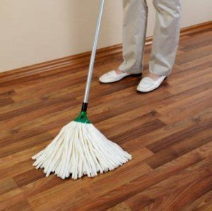 What To Mop Hardwood Floors With by Tips For Cleaning Floors Thriftyfun