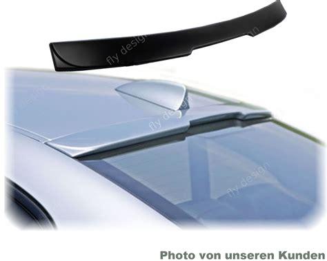 Duck Trunk Spoiler Bmw E 60 dachspoiler fl 220 gel passend bmw 5er e60 m5 limousine type a