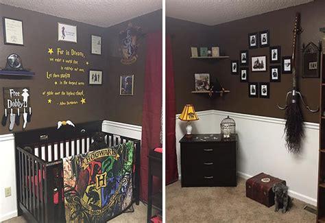 Harry Potter Inspired Nursery In Part 2