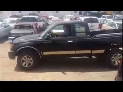 toyota tacoma bends in half: great hydraulics or