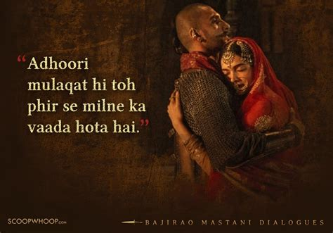 most popular lines from bajirao mastani namastenp 13 heartfelt dialogues from bajirao mastani to make you
