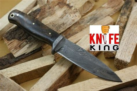 knives cing knife king quot helmand 1 quot damascus handmade knife