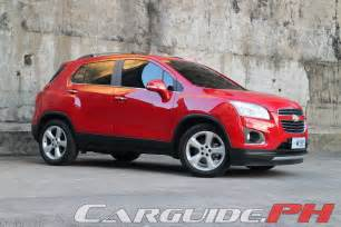 Chevrolet Philippines Chevrolet Trax Philippines Image 157