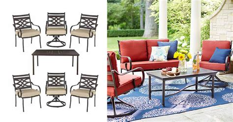 hton house furniture hton bay patio chairs hton bay oak heights 7 patio