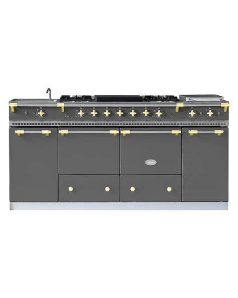 Piano De Cuisson Lacanche 207 by Fourneau Lacanche Cluny 1800 Grande Largeur 2 Fours Table