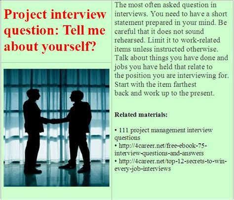 information technology project management interview questions it