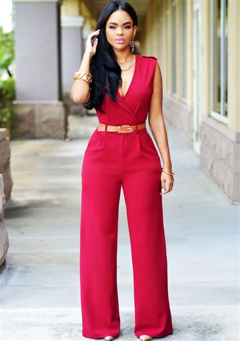 Jumper Size 3m women s jumpsuits and rompers for cheap fashion ql