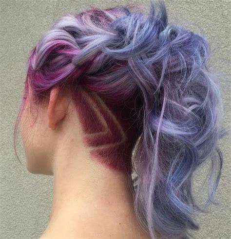 Hochzeitsfrisur Undercut by 50 S Undercut Hairstyles To Make A Real Statement
