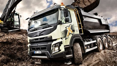 build your own volvo truck volvo fmx a true construction truck volvo trucks