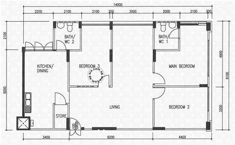 hdb floor plans meze blog