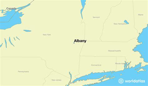 map albany ny where is albany ny albany new york map worldatlas